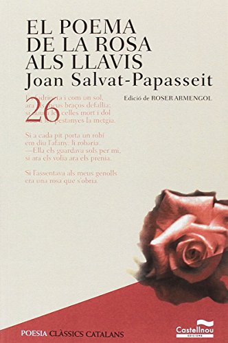 Poema de la rosa als llavis, El (Clàssics Catalans)