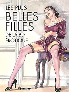 Les plus belles filles de la BD érotique  Canicule   French Edition