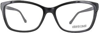 Roberto Cavalli RC0940 - 005 Eyeglass Frame black frame w/ Clear Demo Lens 55mm