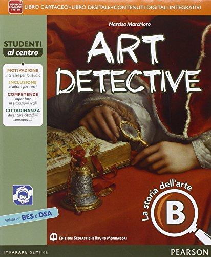 Art detective. Per la Scuola media. Con e-book. Con espansione online