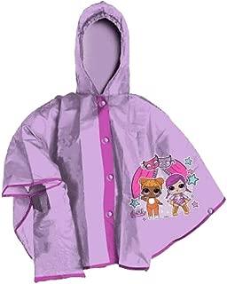 Cerd/á Minnie Impermeabile Poncho S 03//04 Anni Pink
