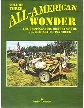 Best all american wonder vol 3 Reviews