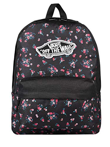 Vans REALM BACKPACK BEAUTY FLORAL BLACK, One Size