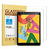 [2 Pack] Screen Protector for iPad 7th Generation 10.2 Inch (iPad...