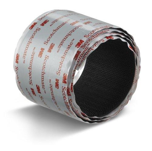 3Mスコッチメイト フックファスナー黒25.4mmx45.7M SJ3526N BLA 25X45