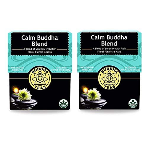 Buddha Teas, Tea Calm Buddha, 36 Count