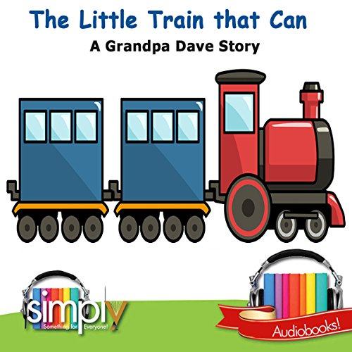 The Little Train That Can audiobook cover art