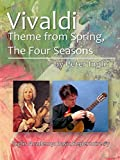 Vivaldi, theme from Spring, The Four Seasons (Inglis Academy: Basic Repertoire Book 7) (English Edition)