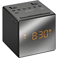 Sony ICF-C1T Dual Alarm Clock with FM/AM Radio