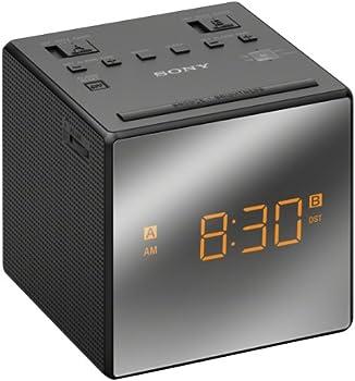 Sony ICF-C1T Dual Alarm Clock with FM/AM Radio