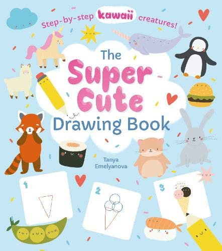 The Super Cute Drawing Book