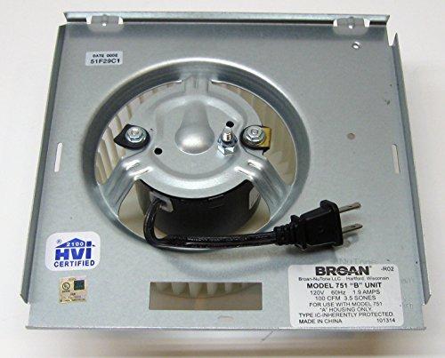 Broan S97017704 SRV POWER ASSY F/751