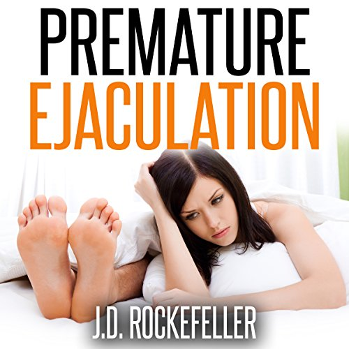 Premature Ejaculation audiobook cover art