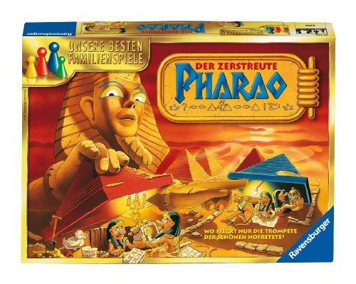 Ravensburger 26426 - Der zerstreute Pharao