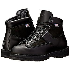 """Danner mens Patrol 6"""" GORE-TEX Law Enforcement Boot, Black, 9.5 EE US"""