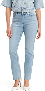 Women's Classic Straight Jeans (Standard and Plus)