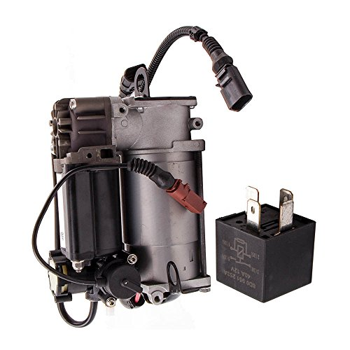 Air Suspension Compressor Pump for Audi A8 D3 Type 4E 2002-2010 6/8 Cylinder Gas Engine 4E0616007B