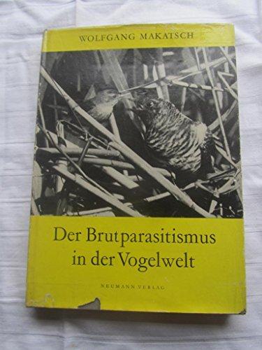 Der Brutparasitismus in der Vogelwelt