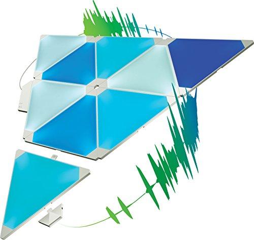 nanoleaf Light Panels (Aurora) Rhythm Musik & Sound Nachrüstmodul - 9