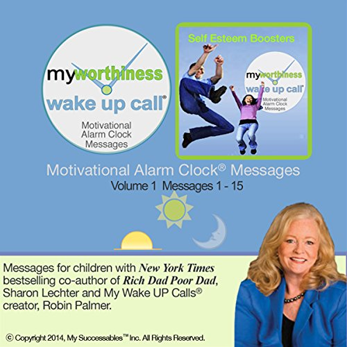 My Worthiness Wake UP Call (TM) Volume 1 audiobook cover art