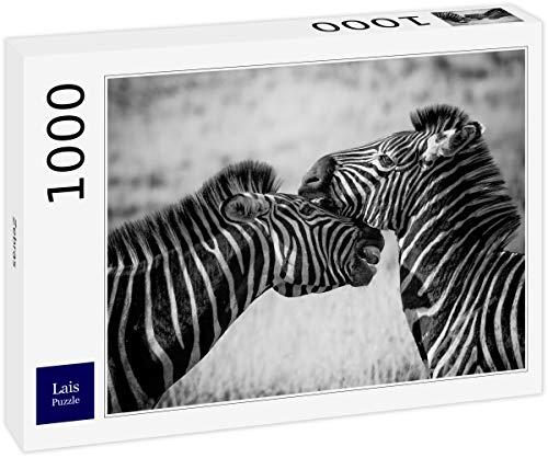 Lais Puzzle zebre 1000 Pezzi