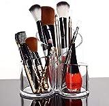 PuTwo Oraganizador Maquillaje Acrílica Grande Capacidad Estuche Caja Maquillaje...