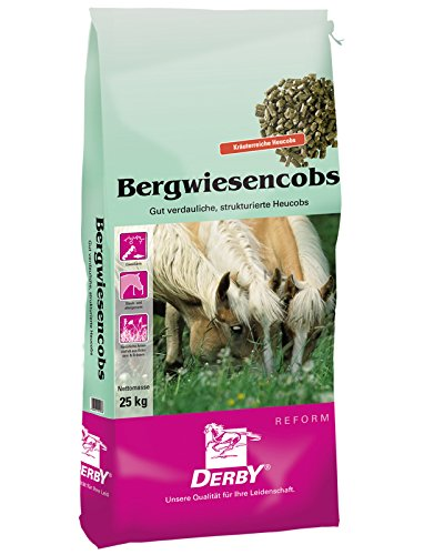 Derby Bergwiesencobs 25 kg