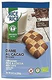 Probios Dame di Riso con Cacao - 250 gr, Senza glutine