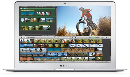 Apple MacBook Air MD712LL/A 11.6-Inch Laptop - Intel Core i5 - 256GB SSD - 4GB RAM (Renewed)