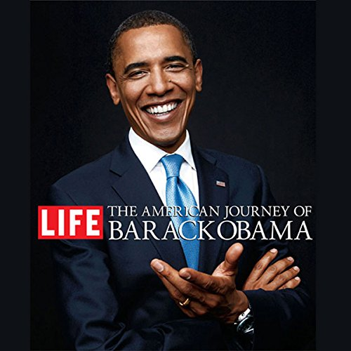 The American Journey of Barack Obama audiobook cover art