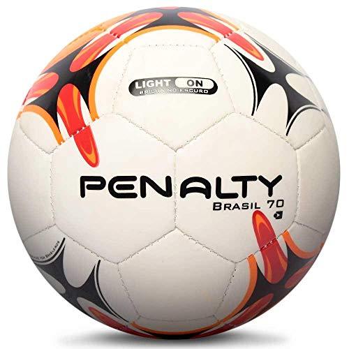 Bola de Futebol Mini Brasil 70 Penalty Oficial Light On