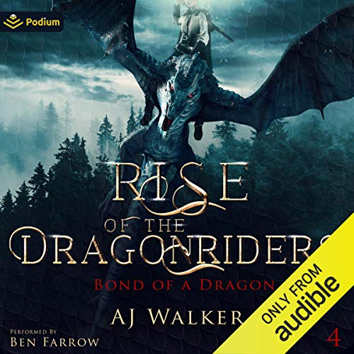 Rise of the Dragonriders cover art