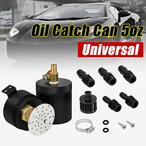 oil filter catch adapter - 7