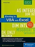 Einstieg in VBA mit Excel: VBA-Lösungen für...