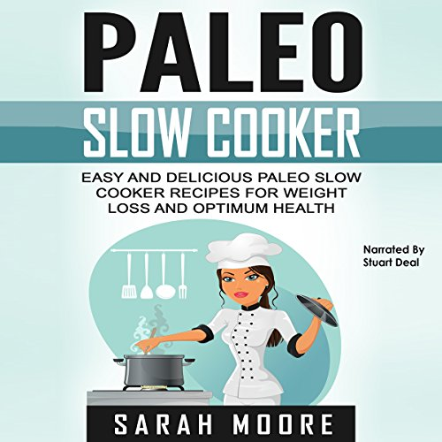 Paleo Slow Cooker audiobook cover art