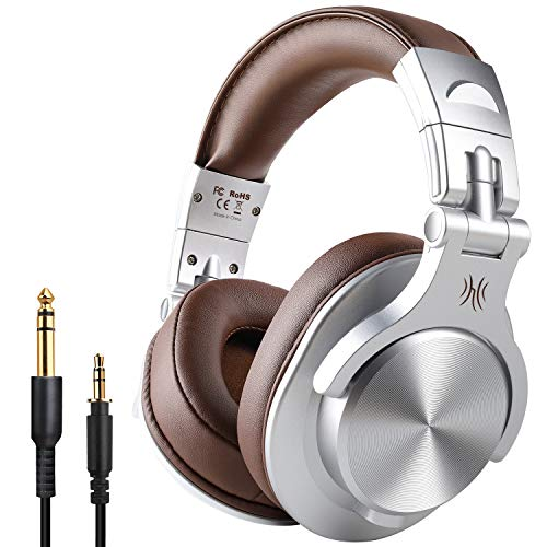 Casque Bluetooth sans Fil OneOdio Casque Audio Fermé Casque Studio Professionnel Casque Filaire...