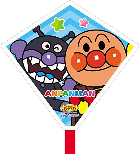 池田工業社凧カイトアンパンマン3れんだこ凧糸35m付き日本製000830270