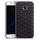 DeinDesign Coque Slim Compatible avec Samsung Galaxy S7 Coque Ultra Fine Coque en Silicone Ultra...