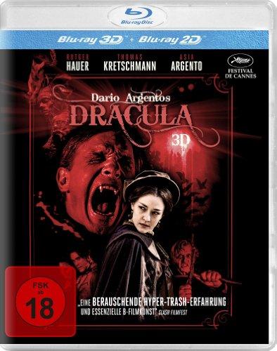 Dario Argentos Dracula [3D Blu-ray]