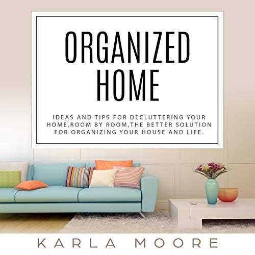 Couverture de Organized Home