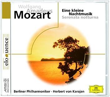 Mozart: Eine kleine Nachtmusik - Serenaden