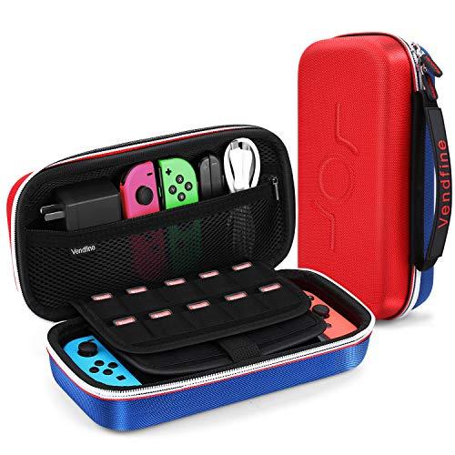 Funda para Nintendo Switch - Vendfine Funda de Viaje para Nintendo Switch...