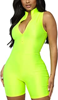 Best green and yellow jumpsuit Reviews