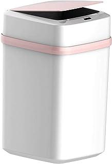 FLAMEER 3 Gallon Capteur Poubelle, en Plastique Petite Poubelle pour Salle de Bains, Chambre, Maison, Bureau, Salon, Cuisi...