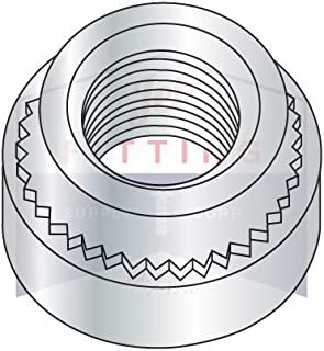 QUANTITY: 5000 10-24-3 Self Clinching Nuts 303 Stainless Steel Passivated to ASTM A380