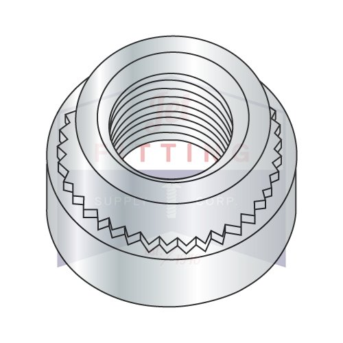 6-32-1 Self Clinching Direct stock discount Nuts Case Hardened Steel Plated Free shipping on posting reviews Zinc