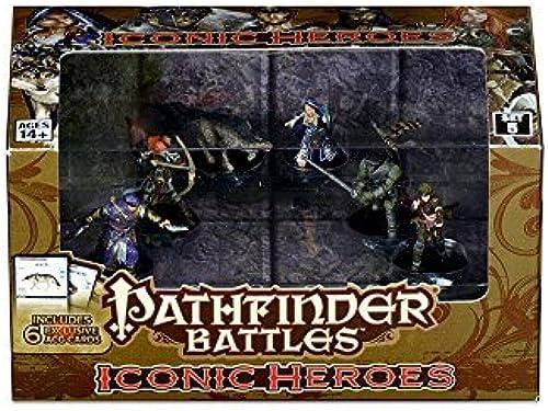 Pathfinder Battles  Iconic Heroes Set 5 by WizKids