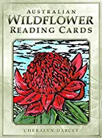 Australian Wildflower Reading Cards: (book and Cards)