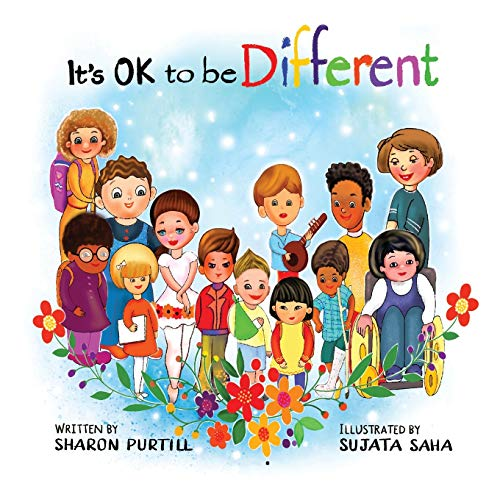It's OK to be Different: A Children's Picture Book About Diversity and...