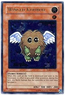 Yu-Gi-Oh! - Winged Kuriboh (TLM-EN005) - The Lost Millennium - Unlimited Edition - Ultimate Rare